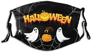 Promini Halloween skrämmande monster personlig munärm återanvändbar munskydd