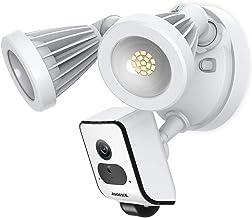ANNKE 1080P Floodlight Camera AI Wireless WiFi Smart Home Security System, PIR Motion Sensor, HD Live Streaming 2 Way Audi...