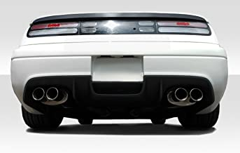 Extreme Dimensions Duraflex Replacement for 1990-1996 Nissan 300ZX Z32 2DR Coupe TZ Rear Diffuser - 1 Piece