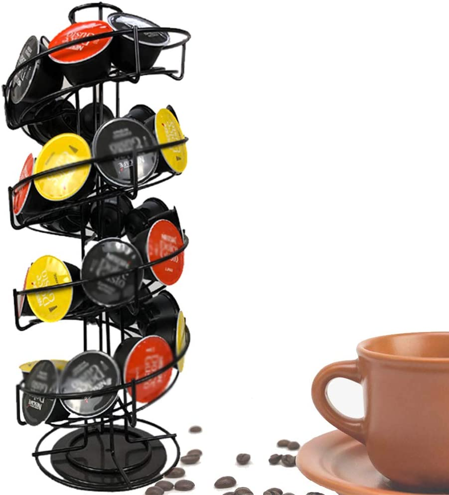 Coffee New mail order Capsule Holders 30 Beauty products Pod Cup Hold Carousel