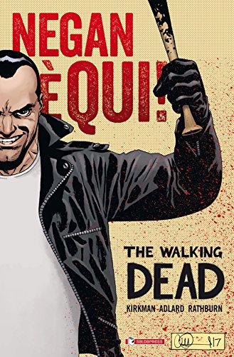 Negan è qui! The walking dead
