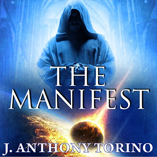 The Manifest audiobook cover art