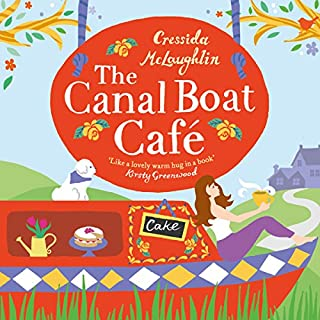 The Canal Boat Café                   By:                                                                                                                                 Cressida McLaughlin                               Narrated by:                                                                                                                                 Jessica Ball                      Length: 13 hrs and 13 mins     110 ratings     Overall 4.4