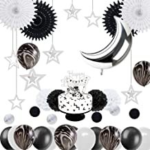 monochrome theme party