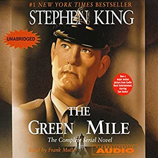 audiobook com the green mile cover art