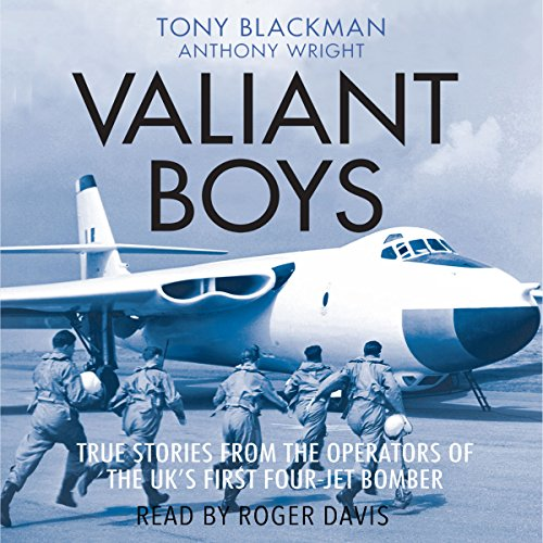 Valiant Boys audiobook cover art