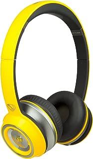 Monster NTUNE On-Ear Headphones, Neon Yellow