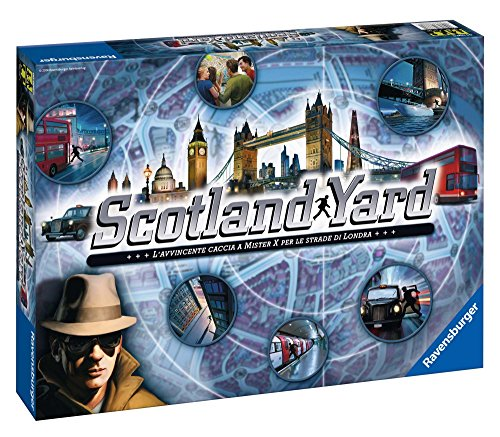 Ravensburger 26648 Scotland Yard spel in Box