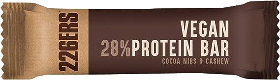 226ERS Vegan Protein Bar, Barritas de Proteína Veganas ...
