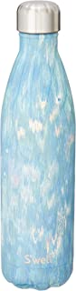 S'well 10025-A19-27140 Stainless Water Bottle, 25oz, Painted Poppy