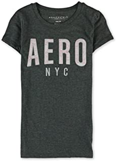 AEROPOSTALE Womens Jersey Filled Graphic T-Shirt