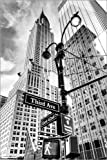 Poster 100 x 150 cm: Wolkenkratzer in New York – Chrysler