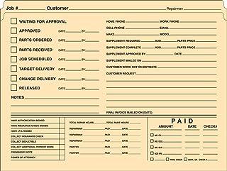 IDEA, Inc. Auto Repair Order Job Folder