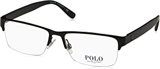 Polo Men's PH1164 Eyeglasses Matte Black 56mm