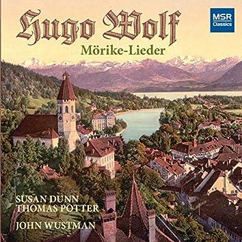 Wolf: Mörike-Lieder