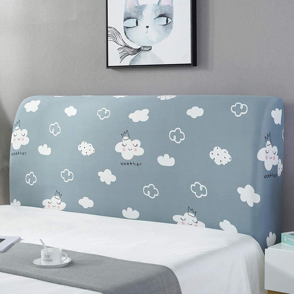 ZHAOFENGE-maotan Headboard Portland Mall Cover All-Inclusive B Soft dust-Proof Special price for a limited time