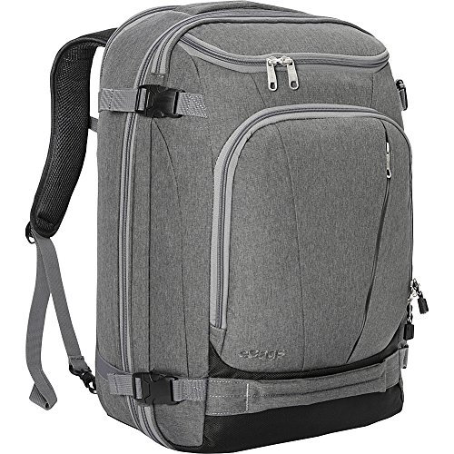 eBags Mother Lode Travel Backpack (Heathered Graphite)