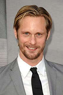 Posterazzi Poster Print Alexander Skarsgard at Arrivals for True Blood Season 2 Premiere Paramount Theatre Los Angeles Ca June 9 2009. Photo by Dee CerconeEverett Collection Celebrity (8 x 10)