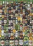SiJOO Spot España EDUCA Import Puzzle Rompecabezas Cola Botella de Cerveza 1000 Renoir 12736