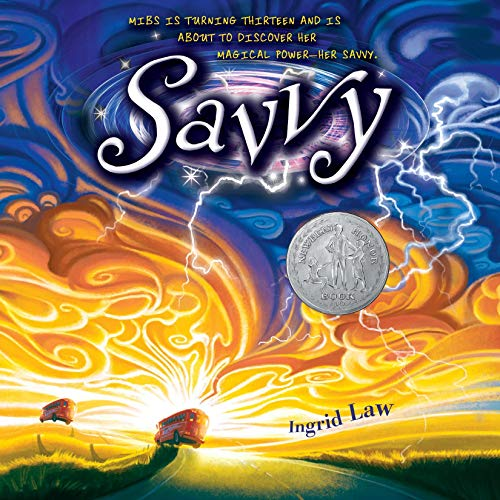 Savvy Audiobook By Ingrid Law cover art