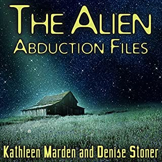 The Alien Abduction Files audiobook cover art