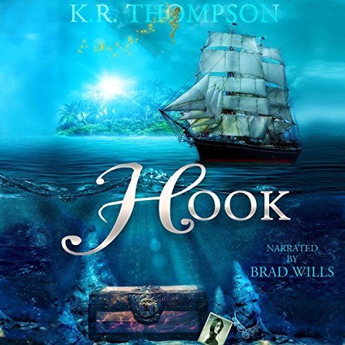 Hook audiobook cover art
