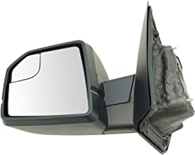 1A Auto Performance Mirror Manual Textured Black Driver Side Left LH for Ford F150 New