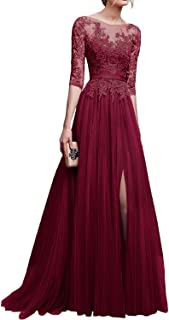 Best prom dress with see through sleeves Reviews