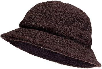 Cappello da Pescatore Uomo Cappello da Pescatore Peloso da Donna