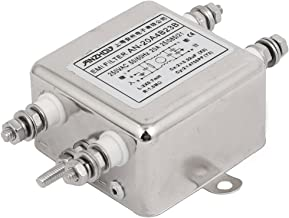 Aexit AN-20A4B23B AC Control electrical 250V 20A Single Phase Noise Suppressor Power Line EMI Filter