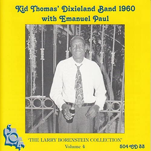 Kid Thomas' Dixieland Band feat. Emanuel Paul
