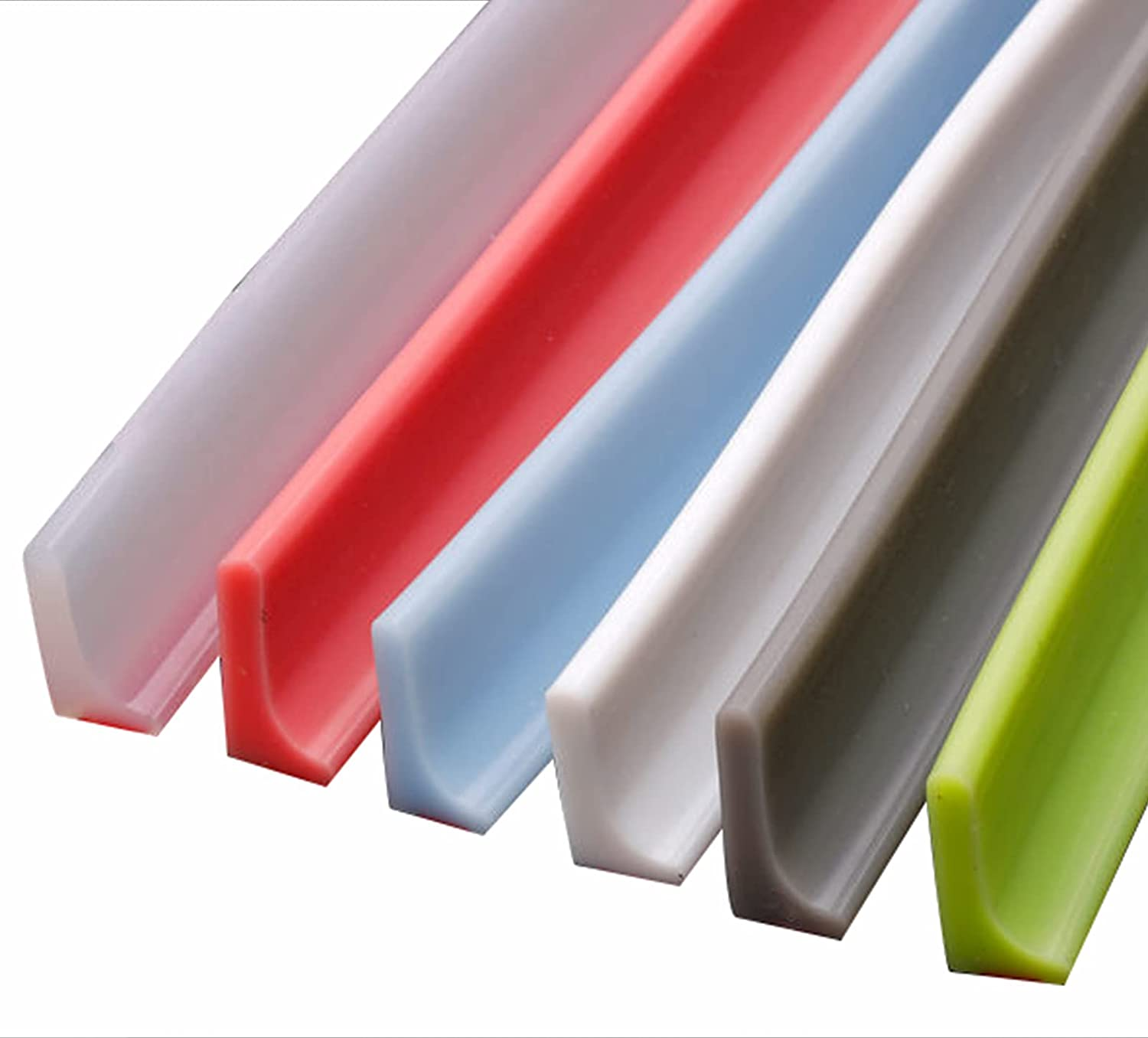 Xanperex Collapsible Silicon Flood sold out Barrier Self-Adhesive Portland Mall Shower