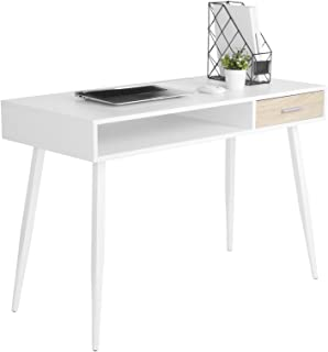 WOLTU TS39ws Mesa de Ordenador, Mesa de Oficina, Mesa de