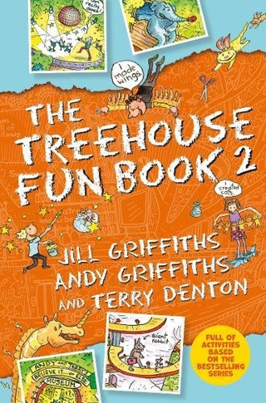 割り当てる同種のスクワイアThe Treehouse Fun Book 2 (Treehouse Fun Books)