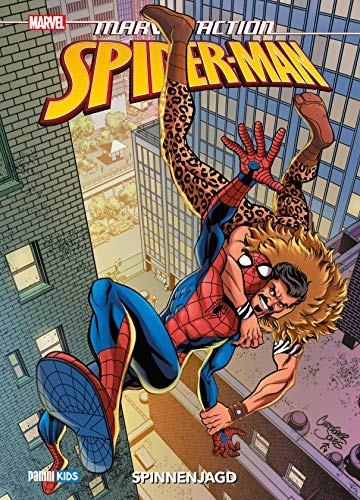 Marvel Action: Spider-Man: Bd. 2: Spinnenjagd