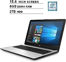 types of intel processors laptops