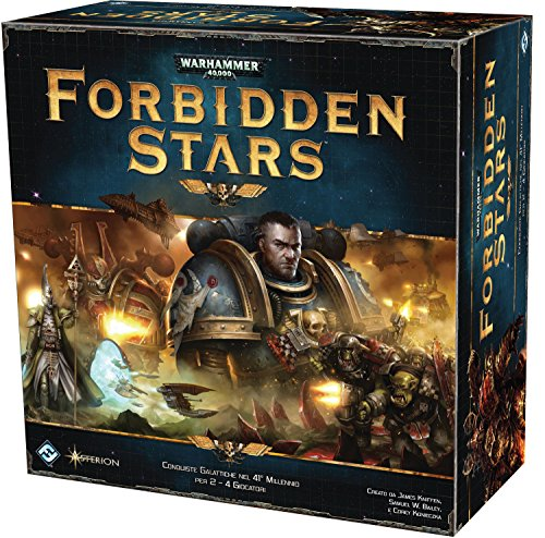 Asterion 9050 – Game Forbidden Stars