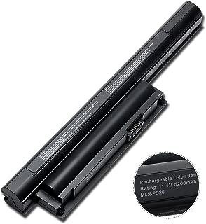 Ankon VAIO VGP-BPS26 VGP-BPL26 VGP-BPS26A Laptop Battery for Sony VAIO CA CB EG EH EJ EL series-12 Months Warranty-[11.1V 5200mAh ]