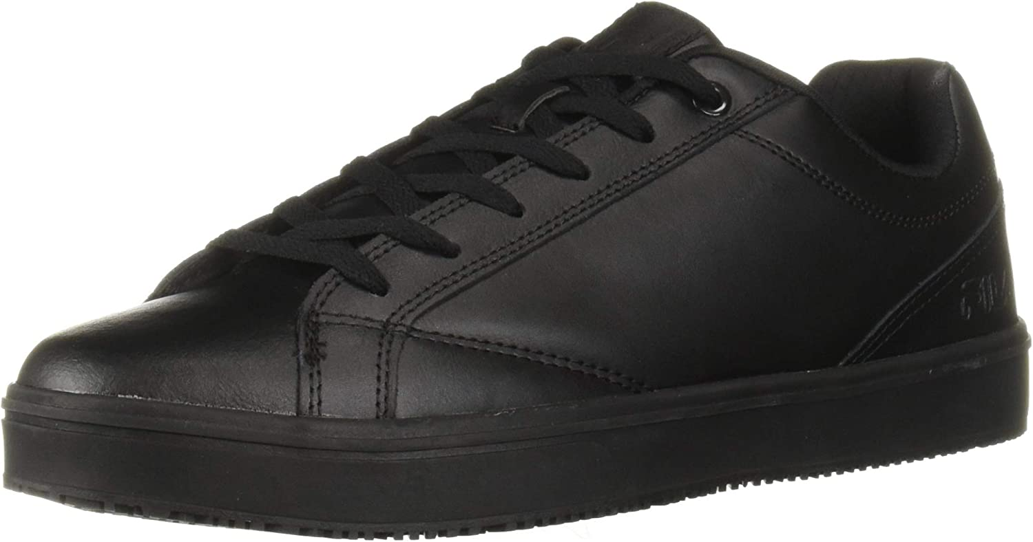 Fila Mens Memory Amalfi Slip Resistant Work shoes Food Service shoes