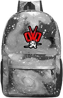 Kids Galaxy C_N1nja_W_C School Bag For Teens Boys Girls Student Casual Rucksack Waterproof School Backpack Daypacks