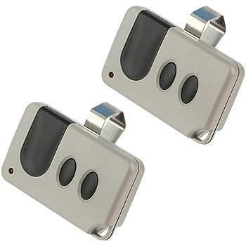 2 For Sears Craftsman 139 53753 Garage Door Opener Remote 315mhz 139 53985d Amazon Com