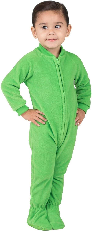 Footed Pajamas - Award-winning store Infant Fleece Onesies One-Piece Sale item Pajama Jumpsu