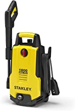 Stanley SHP1600 Electric Power Washer, 1600 PSI, Yellow (Renewed)