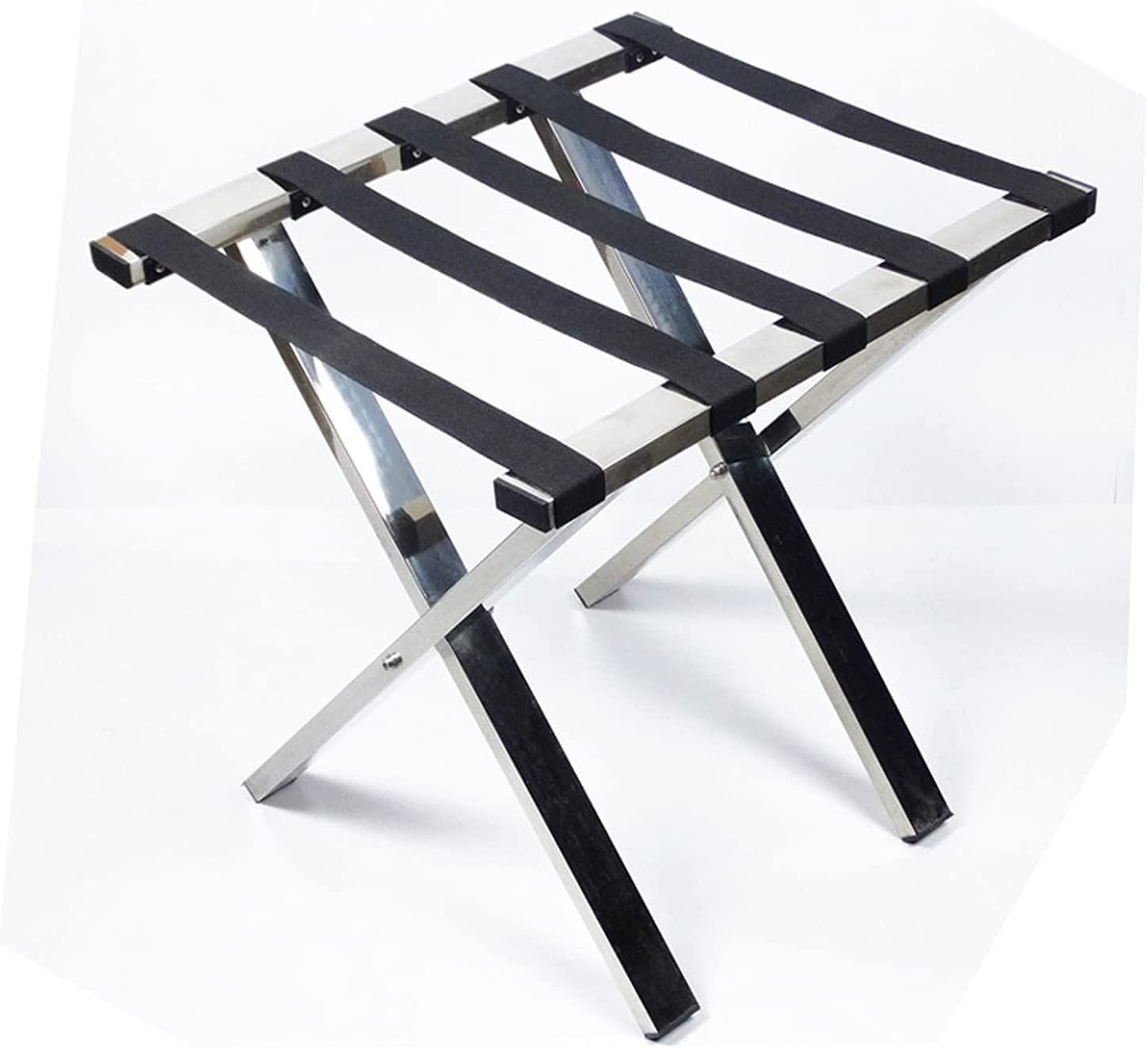 Hotel Luggage Rack Stainless High-end Max 76% OFF Rooms Steel Seattle Mall