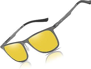 Night Vision Driving Glasses Anti-Glare Polarized Fashion Glasses Ultra Light