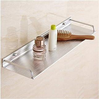 Espace Aluminium Salle de bains étagère de bains Accessoires Rangement Organisateur Porte-rack Shampooing douche savon éta...