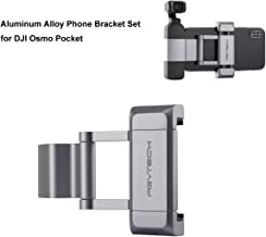 Tineer Handheld Aluminum Alloy Mobile Phone Folding Holder Bracket Plus for DJI Osmo Pocket Gimbal Camera Accessory