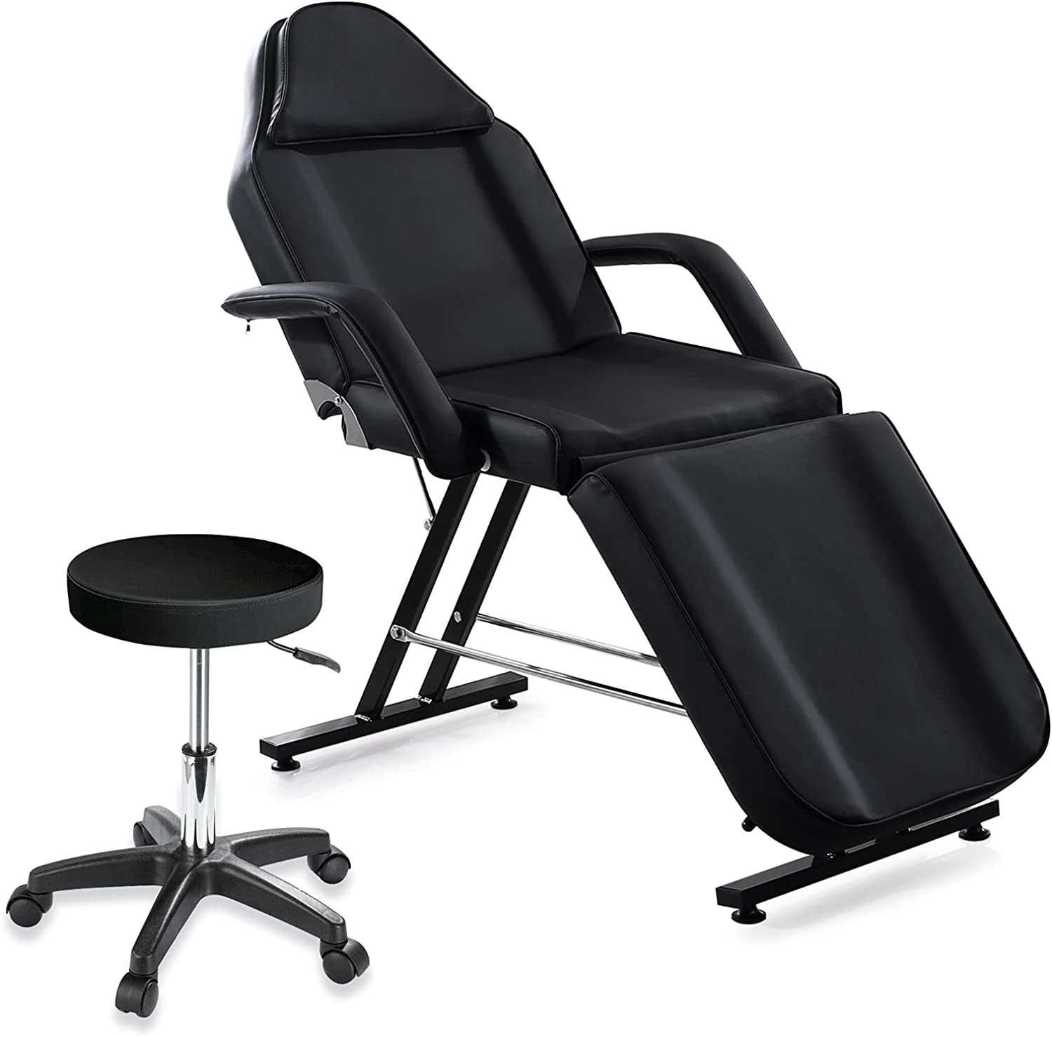 CIUTANG 出色 Facial Table Tattoo Chair Massage 使い勝手の良い for Beauty Bed Sal Spa