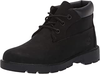Timberland Unisex-Child 3 Eye Chukka Ankle Boot