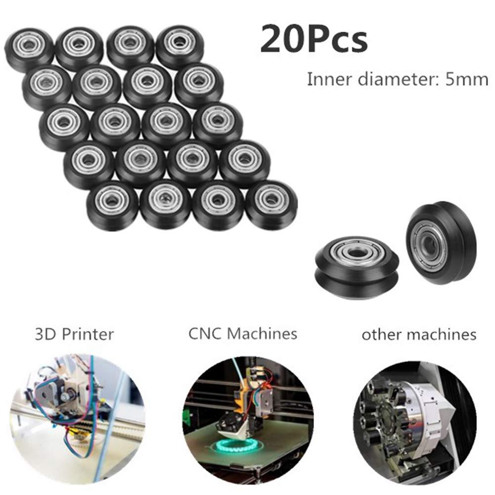 4pc 2020 CNC EU Standard Anodized Linear Rail Aluminum Profile 100mm HFS R